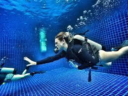 Padi Flag Crystal Dive Padi Divemaster Training Confined Skills No