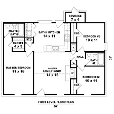 blueprints for house house 32146 blueprint details floor plans
