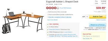 ergocraft ashton l shaped desk ashton l shaped desk desk design ideas