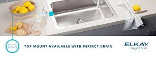 perfect drain elkay
