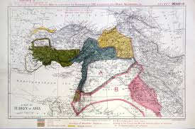 middle east map changes would new borders less conflict in the middle east wall