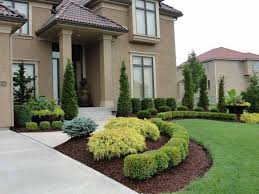 Front Garden Decor Home Landscape Design Ideas Best 25 Front House Landscaping Ideas