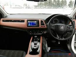Honda Vezel Interior Pics Honda Vezel Vezel Pakwheels Forums