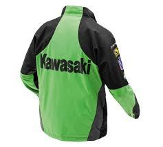 kawasaki motocross jersey kawasaki 2015 race windbreaker jacket available at motocrossgiant com