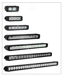 Single Row Led Light Bar by 60w Single Row Led Light Bar 10 Watt Led Light Bar Display Buy