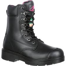 womens steel toe boots near me moxie trades s steel toe csa pr waterproof boot