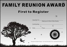 family reunion favors google search reunion ideas for family