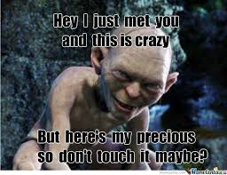Smeagol Memes - 73 best gollum smeagol images on pinterest lord of the rings