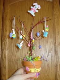 easter tree craft for kids u2013 it u0027s all kid u0027s play