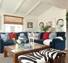Best Denim Couch Images On Pinterest Living Room Ideas - Dining room with couch