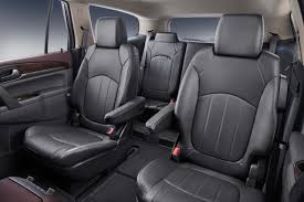 Buick Enclave 2013 Interior 2018 Buick Enclave Vs 2013 2017 2nd Vs 1st Generation Differences