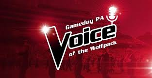Seeking Voice Of Pack Athletics Seeking The Voice Of Finley