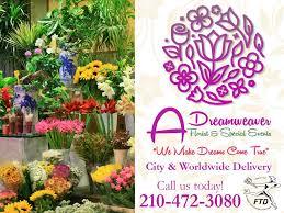 florist san antonio a dreamweaver florist special events united states san