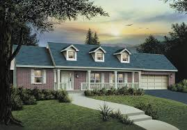Ranch Floor Plans With Front Porch Farmhouse Plan 1 400 Square Feet 3 Bedrooms 2 Bathrooms 5633