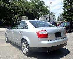 audi gas type 2004 audi a4 awd 1 8t quattro 4dr sedan in storrs ct eagleville