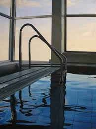 24 best awesome pool paintings images on pinterest art