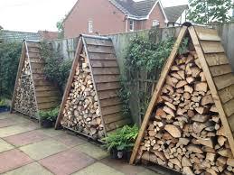 racks diy fire log holder firewood holder plans bbq fire pit and