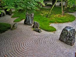 Rock Garden Plan by Japanese Rock Garden