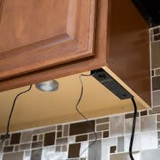 how to install lighting your kitchen cabinets how to install cabinet lighting