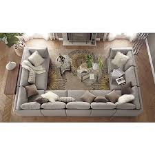 Sofa And Couch Sale Moda 9 Piece Sectional Sofa In 15 Off The Sofa Sale Crate And
