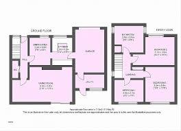 semi detached floor plans semi detached house floor plan beautiful 60 new eichler floor