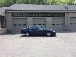 2007 buick lucerne cx 4dr sedan in palmer ma mastroianni auto sales