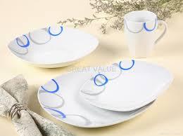 20pcs porcelain dinner set gv001 great value china
