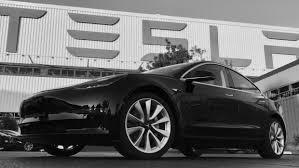 elon musk teases production of first tesla model 3 ctv news autos