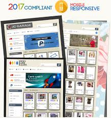 2017 compliant ebay store design and mobile responsive listing