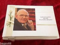 memorial guest books funeral memorial books ebay
