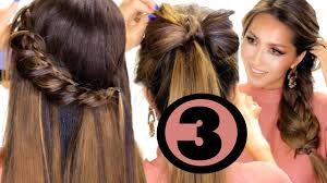 Quick Easy Hairstyles For Girls by 3 Cute Summer Hairstyles Made Easier For You Easy Hairstyles