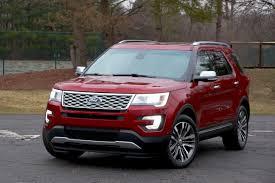 2016 Ford Explorer Platinum U2013 Looking More Like A Range Rover