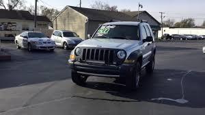 jeep liberty light bar 2005 jeep liberty renegade curtis motor sales youtube