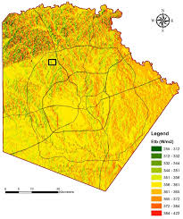 Map Of San Antonio Tx Remote Sensing Free Full Text Lidar Based Solar Mapping For