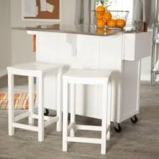 kitchen island carts with seating kitchen island cart with stools spurinteractive