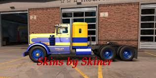 dealer kenworth kenworth 521 oakley custom mod ats ats mod american truck