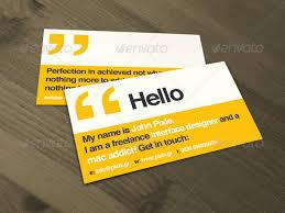 desain kartu nama yang bagus fonts yang bagus untuk kartu nama poloskaos d
