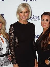 natural color of yolanda fosters hair view from the red carpet the real housewives reveal how they