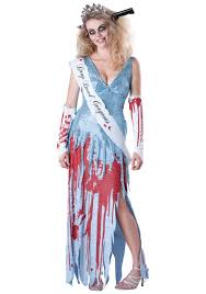 scary womens costumes drop dead prom womens costume scary costumes
