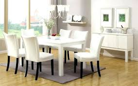 Folding Dining Room Chair by Dining Table Round White Gloss Dining Table And Chairs White