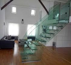 33 glass staircase design ideas bringing contemporary flare into