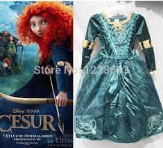 aliexpress buy free shipping children brave princess merida