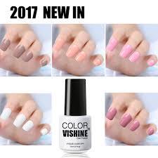 aliexpress com buy 2017 vishine new uv led soak off gel nail
