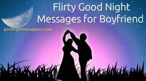 Best 50 Good Night Love Messages For Boyfriend Best Good Night
