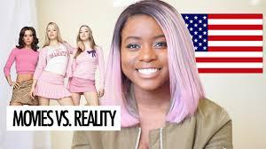 name of high school in usa american high school vs reality