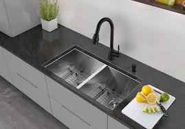 types of kitchen sinks read this before you buy