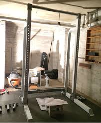 project huge building a home gym squatting benching and