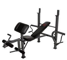 Total Sports America Bench Fitness Equipment U2014 Health U0026 Fitness U2014 Qvc Com