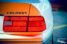 toyota celsior humble elegance ken u0027s toyota celsior stance is everything