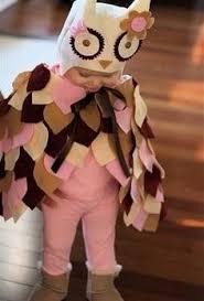 baby owl bird halloween bodysuit onesie costume 9 12 months